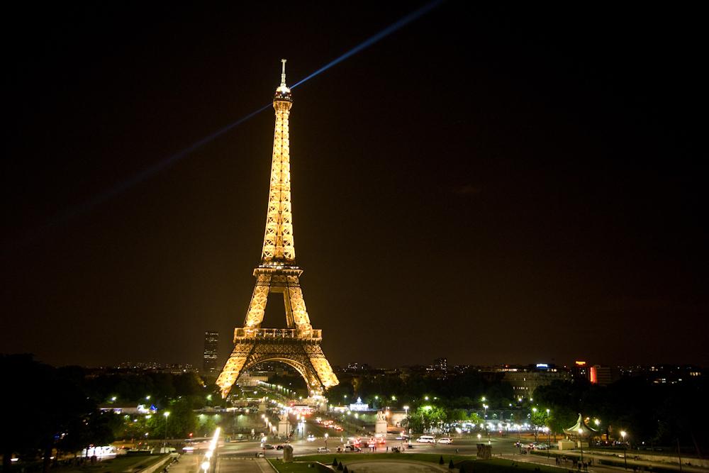 Francja, Paryż Wieża Eilffla