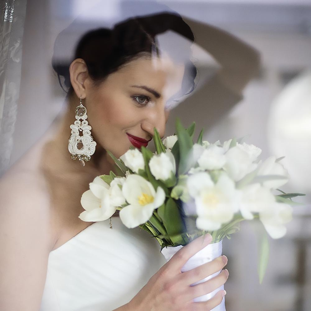 Biżuteria ślubna sutasz Eva Sutasz - Ewa Wronka